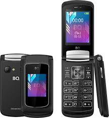 Мобильный <b>телефон BQ 2433</b> Dream Duo, черный — купить в ...