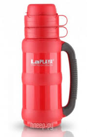 <b>Термос La Playa Traditional</b> 35-100 1L Dark Red 560008