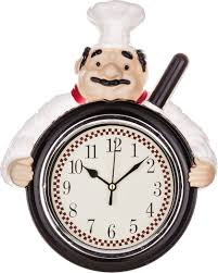 <b>Настенные часы Lefard Chef</b> Kitchen — купить в интернет ...