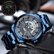 <b>CURREN Men</b> Watches luxury Fashion Casual Business Quartz ...