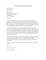 cover letter expressing interest template cover letter expressing interest
