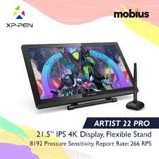 XP-Pen Artist Display <b>22 Pro</b> Drawing Tablet | Shopee Malaysia