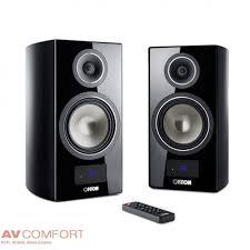 <b>CANTON</b> Smart Vento 3 Set Black High Gloss - Активная <b>полочная</b> ...