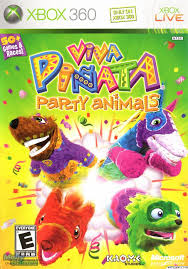 Viva Piñata Party Animals RGH Xbox 360 Español Mega