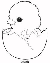 Small Picture Free easter chick coloring page for kids Archives coloring page