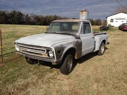 1969 Gmc Truck 1969 Gmc Truck Shortbed Shop Truck Or Restore Classic Chevrolet