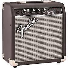 Open <b>Box</b> Fender Frontman <b>10G</b> 10W Guitar Combo Amp Black ...