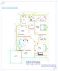 July   Kerala home design and floor plans Sq Ft    Ground Floor