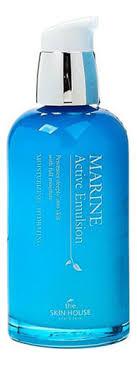 <b>Эмульсия для лица с</b> керамидами Marine Active Emulsion 130мл ...