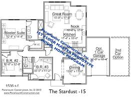 Ranch Style Home PlansHome Plan Should Be Similar For Either New Home Ranch Style New Home