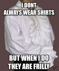 victorian shirt men meme via Relatably.com