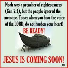 Image result for jesus is coming quotes