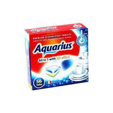 Средство для мытья посуды в посудомоечной машине <b>Aquarius</b> ...