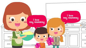 I <b>Love My</b> Mommy | <b>Mother's</b> Day Song for Kids | Happy <b>Mothers</b> Day ...