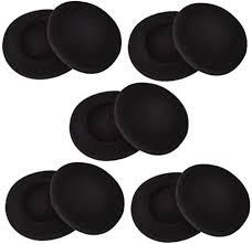 2 Inch Headphone Pads Ear Cushions <b>Foam Ear Pads</b> for: Amazon ...