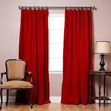 thermal insulated pinch pleat patio panel curtain