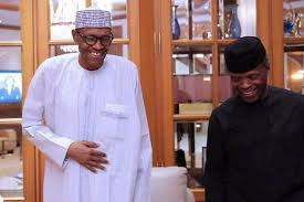 picture of Buhari and VP, Amaechi, Fashola & Abba Kyari To Resign