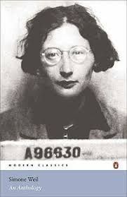 ROTATING VINYL SOL: Simone Weil: Attention, The Great Beast, War, Hierarchy, ... - 200px-SimoneWeil