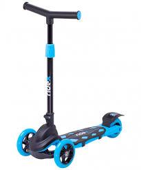 <b>Самокат Ridex 3D Robin</b> 120/90 мм, голубой — купить в интернет ...