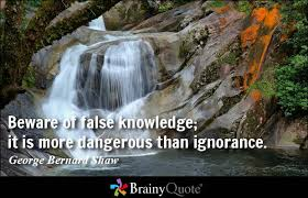 Image result for false expert quotations