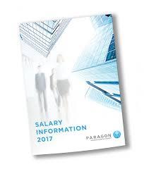 paragon executive salary survey com salary survey 2017