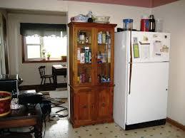 photos kitchen cabinet organization: image of free standing kitchen pantry cabinet designs wood