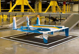 Image result for amazon flying warehouse