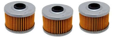 3 Pack <b>Oil Filters for Honda</b> Rancher 350 & 420, TRX300EX ...