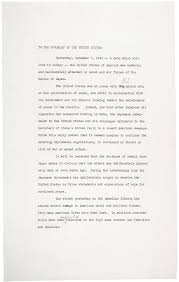 roosevelt pearl harbor speech franklin roosevelt pearl harbor speech