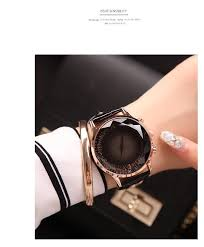 <b>GUOU</b> Watch Women Exquisite <b>Top</b> Luxury Diamond Quartz Ladies ...