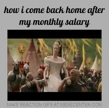 Salary Memes. Best Collection of Funny Salary Pictures via Relatably.com