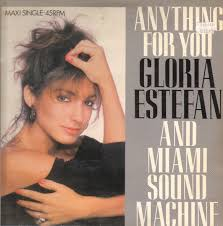 return to the s anything for you by gloria estefan miami sound machine