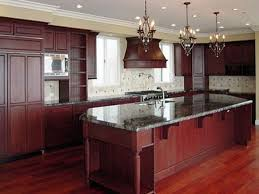 dark wood cabinets traditional wall color paint colors for kitchens with cherry cabinets kitchen idea