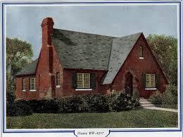 Flickriver  Photoset      Bilt Well Homes of Comfort  House Plans    Brick English Cottage by Bilt Well   BW