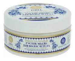 Купить <b>густое мыло для волос</b> и тела Иван-да-Марья Gzel 300мл ...