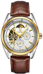 <b>Tevise</b> 839 <b>Tevise Mechanical Automatic</b> Classic Premium <b>Watch</b> for ...