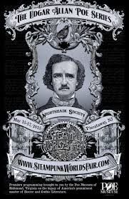 best images about edgar allan poe crows ravens the nightshade society a dark victoriana track at steampunk world s fair 2015 presents edgar allan poe panels by the poe museum website