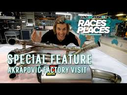 <b>AKRAPOVIC</b> COMPANY FILM - YouTube