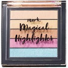 <b>Палетка хайлайтеров</b> Avon Mark Magical Highlighter Palette ...
