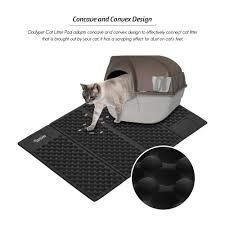 Dadypet <b>Pet Cat Dog</b> Litter Pad <b>Folding</b> EVA <b>Waterproof Cat</b> Litter ...