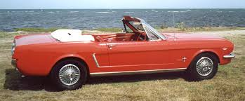 Image result for 1964 ford mustang