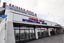 """""""Чингис хаан"""" олон улсын нисэх буудал руу автомашинтай ..."""