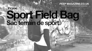 peep | <b>Incase Backpack Sport Field Bag</b> review Quayside Newcastle ...