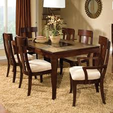 Arm Chairs Dining Room Vintage Chairs With Modern Glass Dining Table Seagrass Dining Room