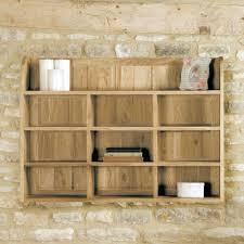 baumhaus mobel oak reversible wall rack baumhaus mobel oak 2