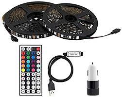 DC 5V USB LED Lights Strip RGB TV Backlight SMD ... - Amazon.com