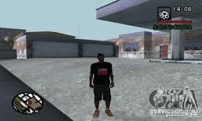 <b>T</b>-<b>shirt codered</b> для GTA San Andreas