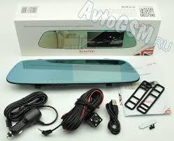 Автомобильный <b>видеорегистратор Slimtec Dual M5</b> - две камеры ...