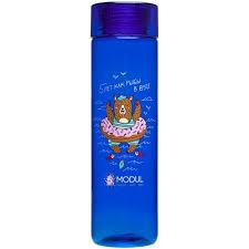 <b>Бутылка для воды</b> Aroundy, синяя (артикул 10110.40) - Проект 111