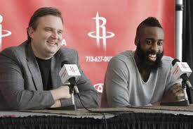 Four months that changed the Rockets: the road to the <b>James</b> ...